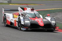 6H Spa: Opnieuw Toyota in FP2 - Estre crasht