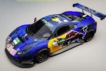Red Bull met Ferrari en AF Corse naar DTM