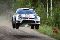 Rally van Finland: Latvala: leider en/of lijder