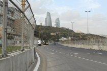 Baku World Challenge: Eerste indrukken van het stratencircuit