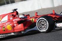 Wintertests Barcelona, dag 3: Vettel snelst in namiddag, maar Bottas op P1