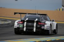NEWSFLASH: Motor Porsche #91 begeeft - Nieuwe safety car procedure