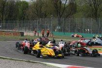 Formule Renault  NEC: Monza: race 2: Delétraz wint - Vanthoor out in eerste ronde