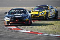 Nürburgring: Mercedes wint eerste GT4-race, SRT juicht in Am
