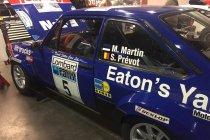 Legend Boucles à Bastogne: Markko Martin is de Mystery Driver!