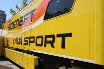 Lada Sport Rosneft optimistisch na leerrijke driedaagse test in Portimao