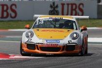 Porsche Supercup: Spanje: Oppermachtige Sean Edwards gaat met de zege lopen