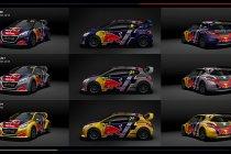 Peugeot met volledig fabrieksprogramma naar WK rallycross