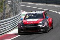 Vila Real: Lopez sneller dan Honda-duo Michelisz-Monteiro in 2de oefenrit