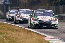 Ook Honda-rijders Monteiro en Michelisz leggen de lat hoog dit jaar