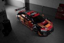 12H Bathurst: Audi toont livery van wagen van Vanthoor