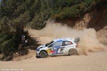 Rally van Sardinië: Neuville pakt tweede plaats na uitstap van Hirvonen