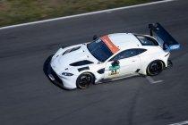 Ook Maxime Martin start in ADAC GT met nieuwe Aston Martin