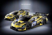 24H Nürburgring: Nico Verdonck aan de start met Dörr Motorsport Lamborghini