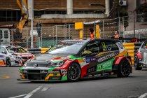 Macau: Rob Huff snelst in free practice