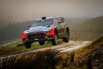 Rally Wales: Ogier ment in Wales