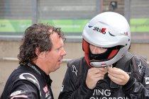 Zolder Superprix: Frank Beliën aan de start met zoon Christophe