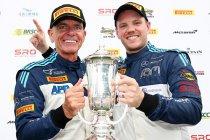 Silverstone 500: Zege voor RAM Racing Mercedes-AMG GT3