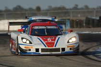 12H Sebring: Bourdais stuurt Action Express Corvette DP naar pole
