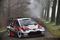 WRC: Ogier eerste leider in Monza