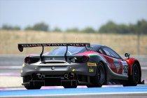Paul Ricard: Patrick Van Glabeke derde op de startgrid van de GT Sports Club