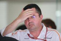 Eric Boullier neemt ontslag bij McLaren