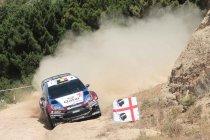 Rally van Sardinië: Ontketende Thierry Neuville klimt richting podium