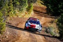 WRC: Rovanperä op weg naar Griekse winst