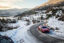 WRC: Neuville schuift op naar podium