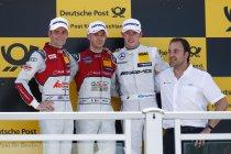 Norisring: tweede seizoenszege voor Mortara - Martin zesde