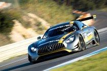 Villorba Corse naar 24H Spa met Mercedes AMG