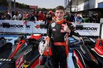 Euro F3: Hockenheim: Lucas Auer, Esteban Ocon en Max Verstappen verdelen de zeges