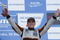 Suzuka: Norbert Michelisz oppermachtig - Yvan Muller kampioen (race 1)
