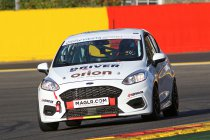 Belgium Driver Academy met Giovanni Van Lil in Junior Ford Fiesta Sprint Cup