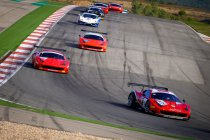 Vier Belgen aan de start in Blancpain GT Sports Club