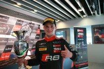 """Monza: Dries Vanthoor: """"Het was alles of niets"""""""