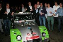 Studenten van Leuvense Groep T ontwikkelen eigen racewagen