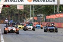 Circuit Zolder, donderdag 24 oktober 2019 – DNRT races