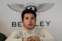 Abril promoveert naar Bentley fabrieksteam - Soulet blijft aan boord