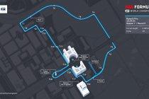 Nieuwe lay-out voor Rome E-Prix gevoelig langer