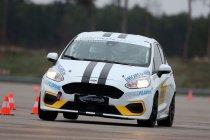 Grote interesse voor tests met nieuwe Ford Fiesta R2 en Ford Fiesta Sprint Cup
