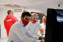 Maya Weug eerste vrouw die toetreedt tot de Ferrari Driver Academy