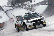 Wagner walst naar winst in opener rallyseizoen