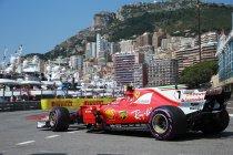 Monaco: 17de pole voor Räikkönen – Vandoorne crasht