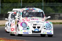 25H VW Fun Cup: De timing