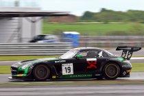 Silverstone: Black Falcon Mercedes SLS AMG topt prekwalificatie