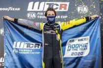 Aragon: Pole, podium en rookie-titel voor Gilles Magnus