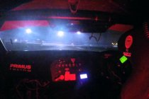 24H Dubai: Video: Onboard bij crash Scuderia Praha Ferrari en Primus Racing Ginetta