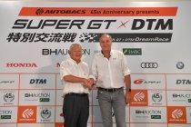 Gezamelijke race Super GT en DTM komt er eind dit jaar