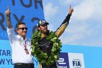 New York: Vergne pakt felbevochten overwinning – Audi Sport ABT Schaeffler teamkampioen